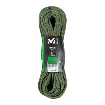 Cuerda simple 10mm ROCK UP 10 verde a18