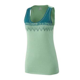 Tank Top - Women's - BARRINHA clay green