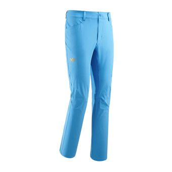 Millet WANAKA STRETCH - Pantalon Homme electric/honey mustard