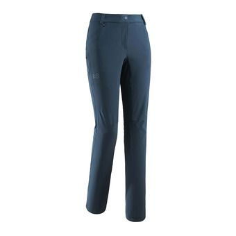Millet TREK STR - Pantalon Femme orion blue