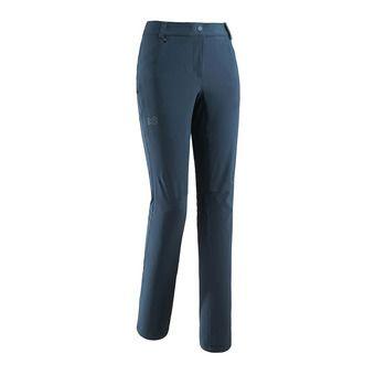 Millet TREK STR - Pantalón mujer orion blue