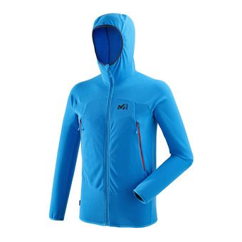 Millet LIGHTDRIG HD - Fleece - Men's - electric blue