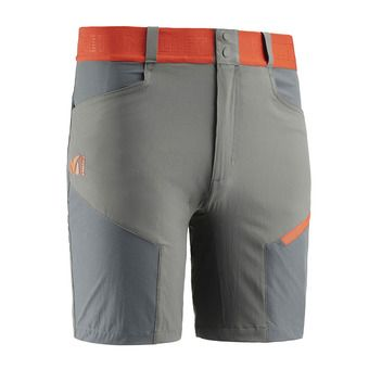 Millet ONEGA - Short Homme castle gray/urban chic