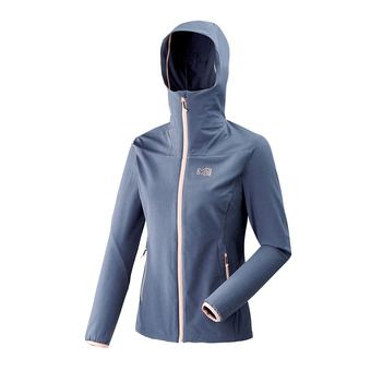 Millet TAHOE STRETCH - Chaqueta mujer flint