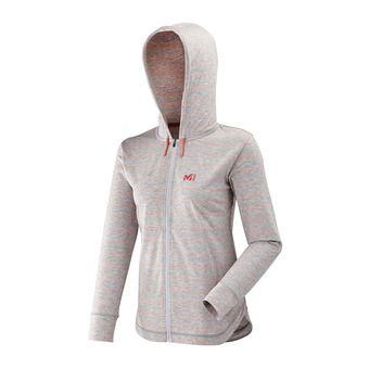 Millet HAUKKA LIGHT - Sweatshirt - Women's - heather grey