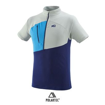 Millet ELEVATION - Maglia Uomo blue depths/high rise