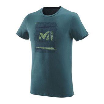 Camiseta hombre RISE UP emerald