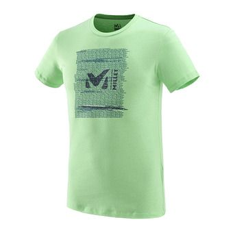 Millet RISE UP - Tee-shirt Homme flash green