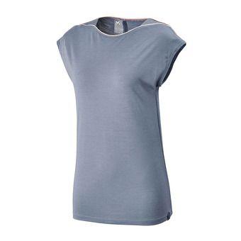 Millet CLOUD PEAK - Camiseta mujer flint