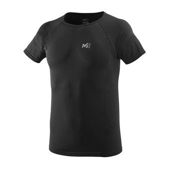 Millet LKT SEAMLESS LIGHT - Camiseta hombre black
