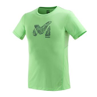 Millet LKT LIGHT - Camiseta hombre flash green