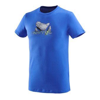 Millet BOULDER DREAM - Camiseta hombre dark sky