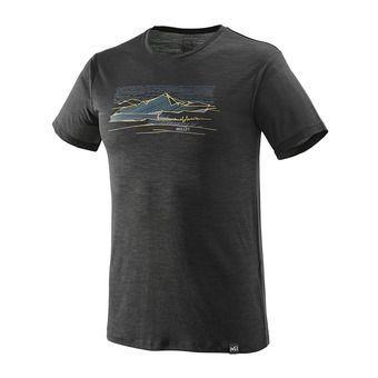 Millet SEVAN WOOL - T-Shirt - Men's - black