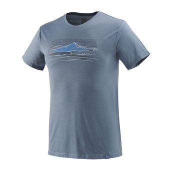 Camiseta hombre SEVAN WOOL flint