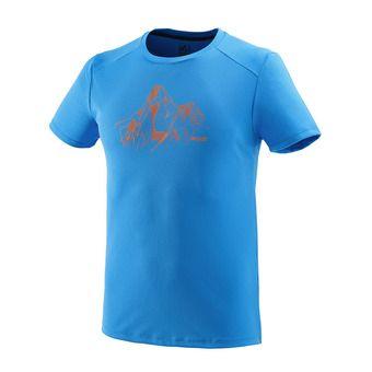 Millet ALPI SUMMIT - Camiseta hombre electric blue