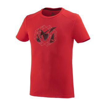Millet LOGO 2 - Camiseta hombre red