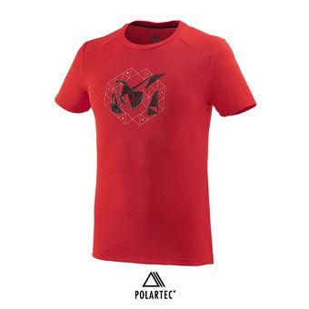Millet LOGO 2 - Jersey - Men's - red