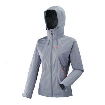 Veste à capuche femme FITZ ROY 2.5L II flint