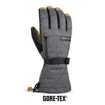 Gants 2 en 1 homme LEATHER TITAN GTX® carbon