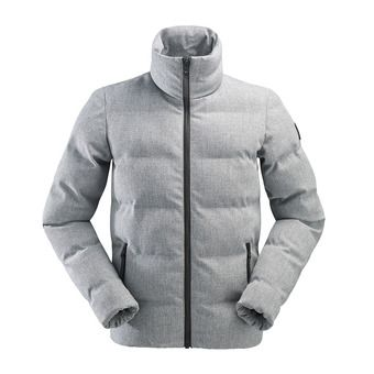 Veste homme TWIN PEAKS DISTRICT misty grey