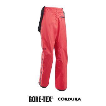 Pantalon de ski à bretelles femme KAMET 2 GTX® poppy red