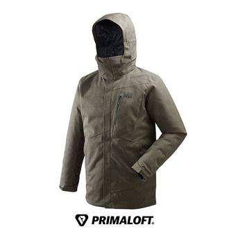 Veste à capuche homme TRIVOR PARKA h grape leaf