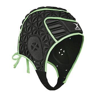 Casco de protección EVOLUTION negro/verde