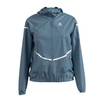 Odlo ZEROWEIGHT PRO - Chaqueta mujer faded denim