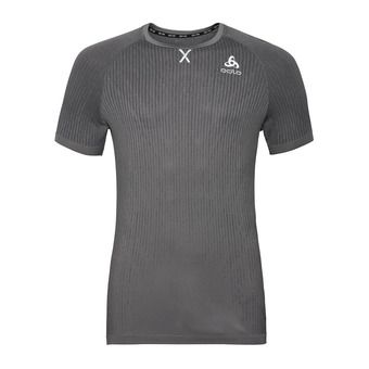 Maillot MC homme CERAMICOOL BLACKCOMB PRO graphite grey