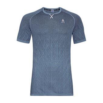 Odlo CERAMICOOL BLACKCOMB PRO - Camiseta hombre ensign blue