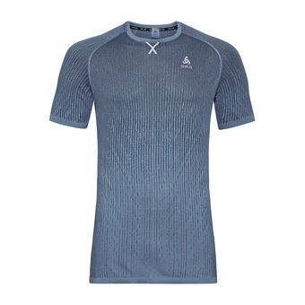 Odlo CERAMICOOL BLACKCOMB PRO - Jersey - Men's - ensign blue