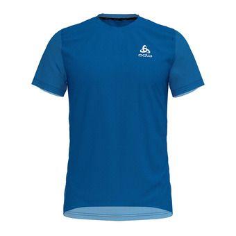 Odlo CERAMICOOL - Camiseta hombre nebulas blue