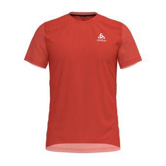 Odlo CERAMICOOL - Camiseta hombre paprika
