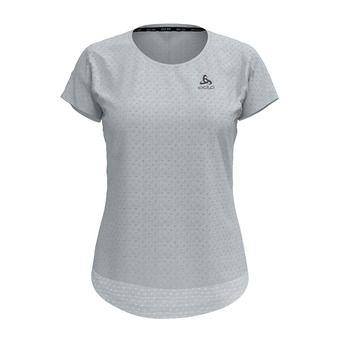 Odlo MILLENIUM LINENCOOL - Camiseta mujer light heather grey