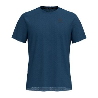 Odlo MILLENIUM LINENCOOL - Camiseta hombre ensign blue heather