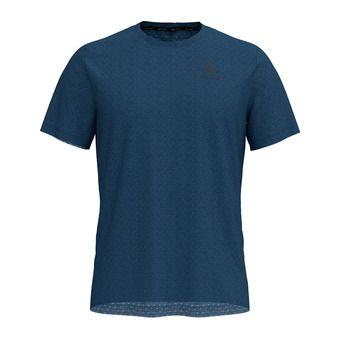 Odlo MILLENIUM LINENCOOL - Maillot Homme ensign blue melange
