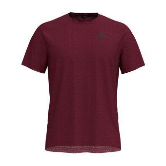 Camiseta hombre MILLENIUM LINENCOOL zinfandel melange