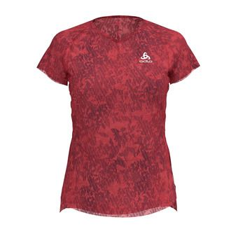 Odlo CERAMICOOL BLACKCOMB - Jersey - Women's - chrysanthemum