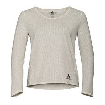 Odlo LOU - Jersey - Women's - light grey marl