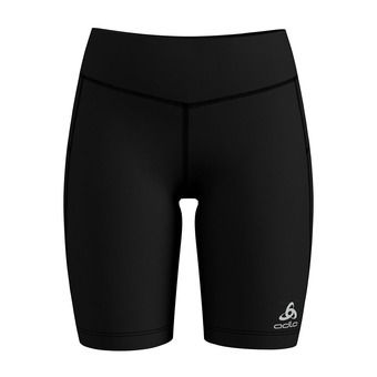 Odlo SMOOTH SOFT - Mallas cortas mujer black