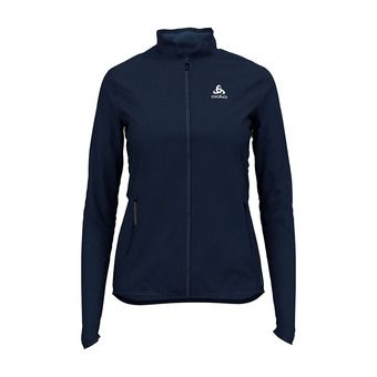 Odlo FLI - Sweatshirt - Women's - blue indigo stripes