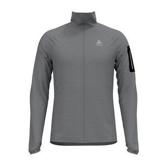 Odlo STEAM - Sweatshirt - Men's - grey marl