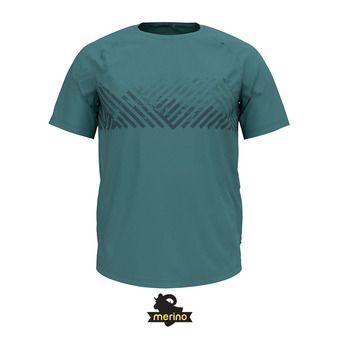Camiseta hombre CONCORD arctic/mountain print