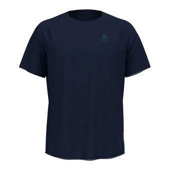 Odlo CERAMIWOOL - Camiseta hombre diving navy