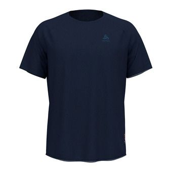 Odlo CERAMIWOOL - T-Shirt - Men's - diving navy