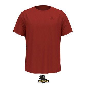 Camiseta hombre CERAMIWOOL chili oil
