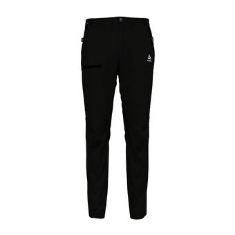 Odlo SAIKAI COOL PRO - Pantalón hombre black/steel grey