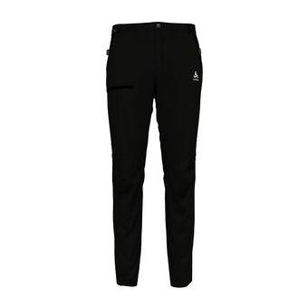 Odlo SAIKAI COOL PRO - Pantaloni Uomo black/steel grey