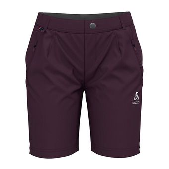 Odlo KOYA COOL PRO - Bermuda Shorts - Women's - plum perfect