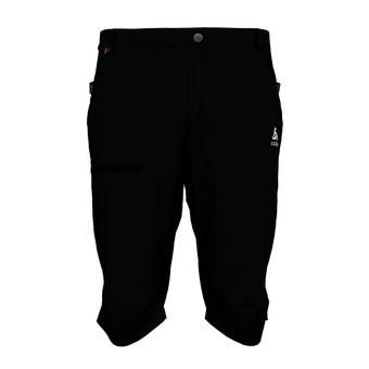 Odlo SAIKAI COOL PRO - Bermuda Shorts - Men's - black/steel grey
